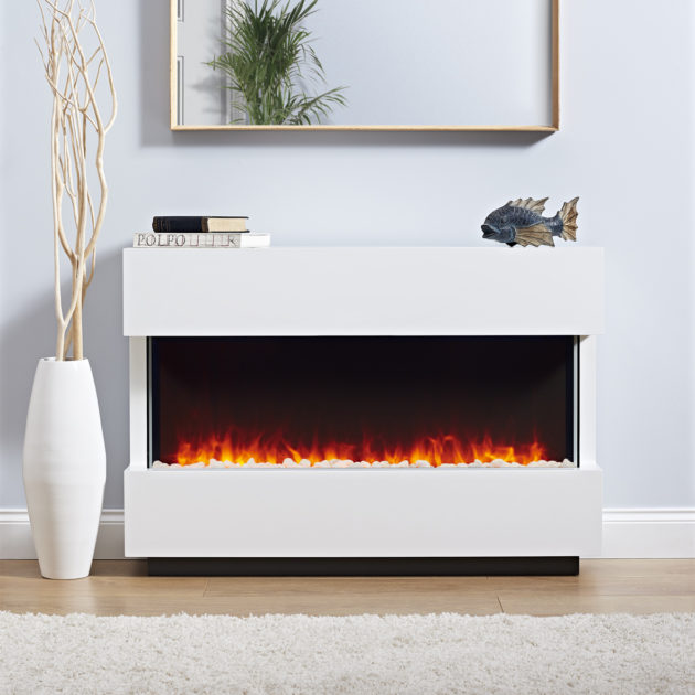 Panoramic Focal Point Fires