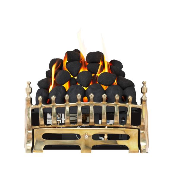 Blenheim Brass Focal Point Fires