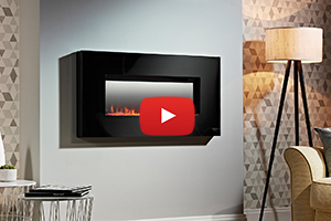 Charleston LED Electric Fire