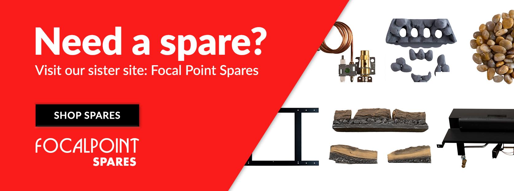 Focal Point Spares Website